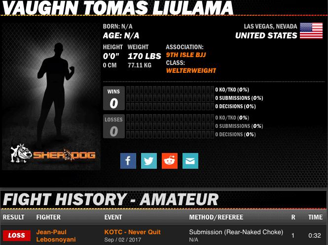 Vaughn Luilama