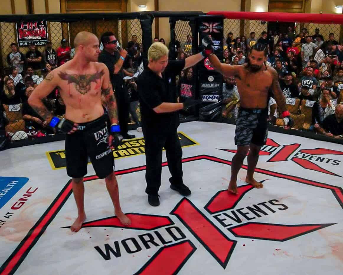 Blake Cooper defeated Blake Perry
