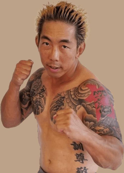 X1 fighter - Jared Iha