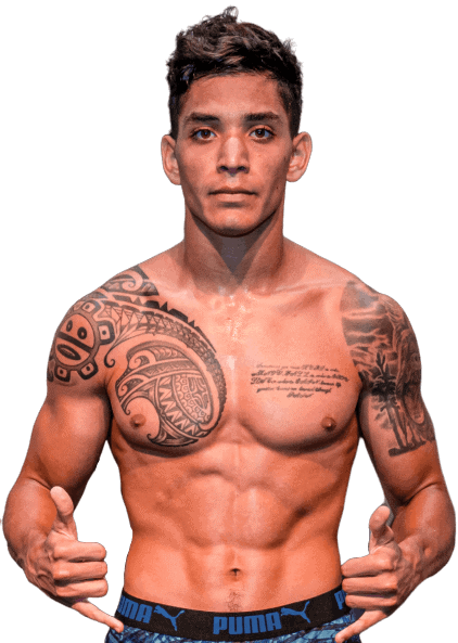 Joshua Acevedo X1 MMA Fighter
