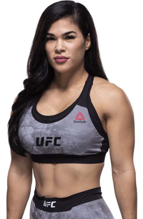 Rachel Ostovich X1 Fighter