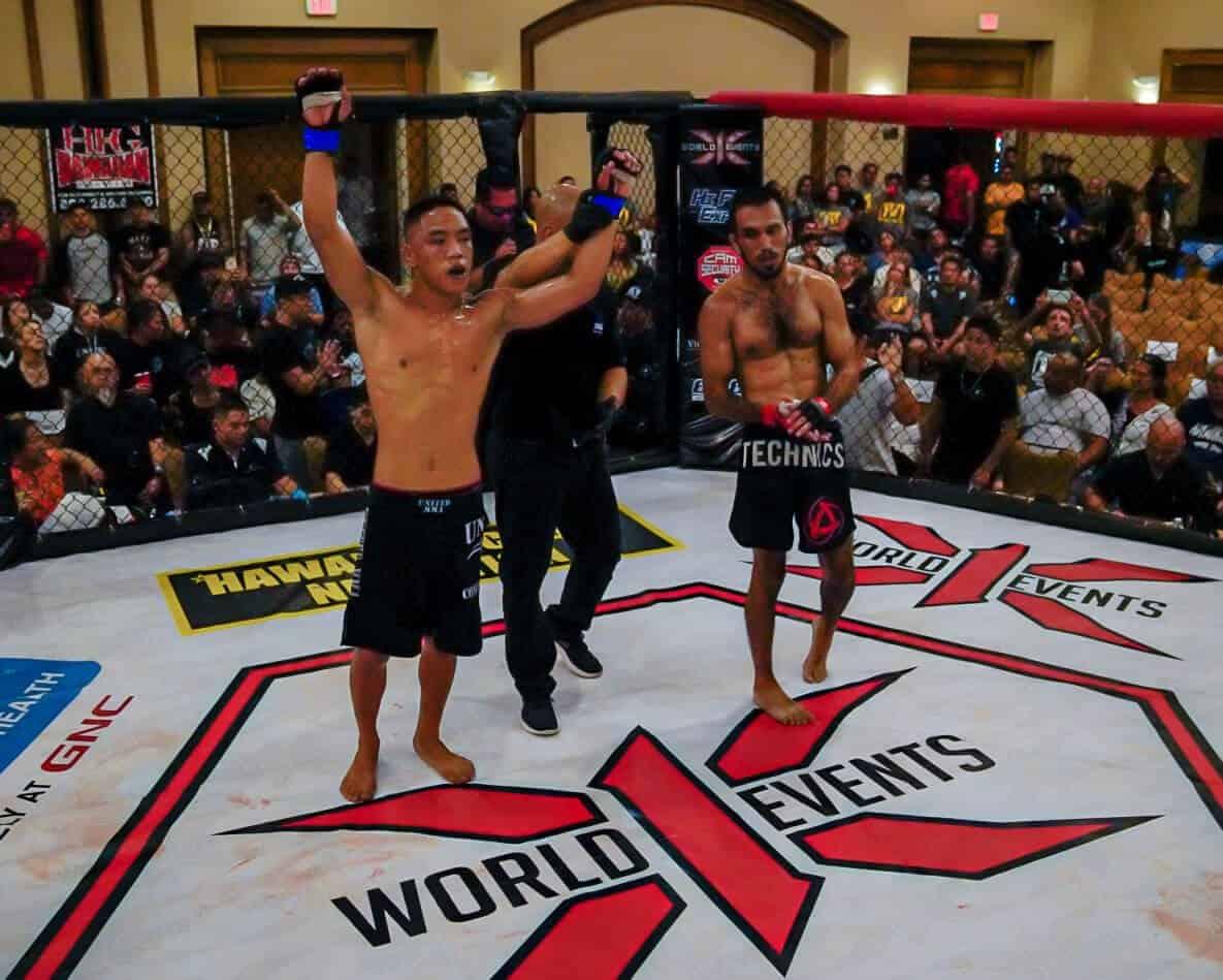 Ricky Ing defeated Joey Vonblankenburg
