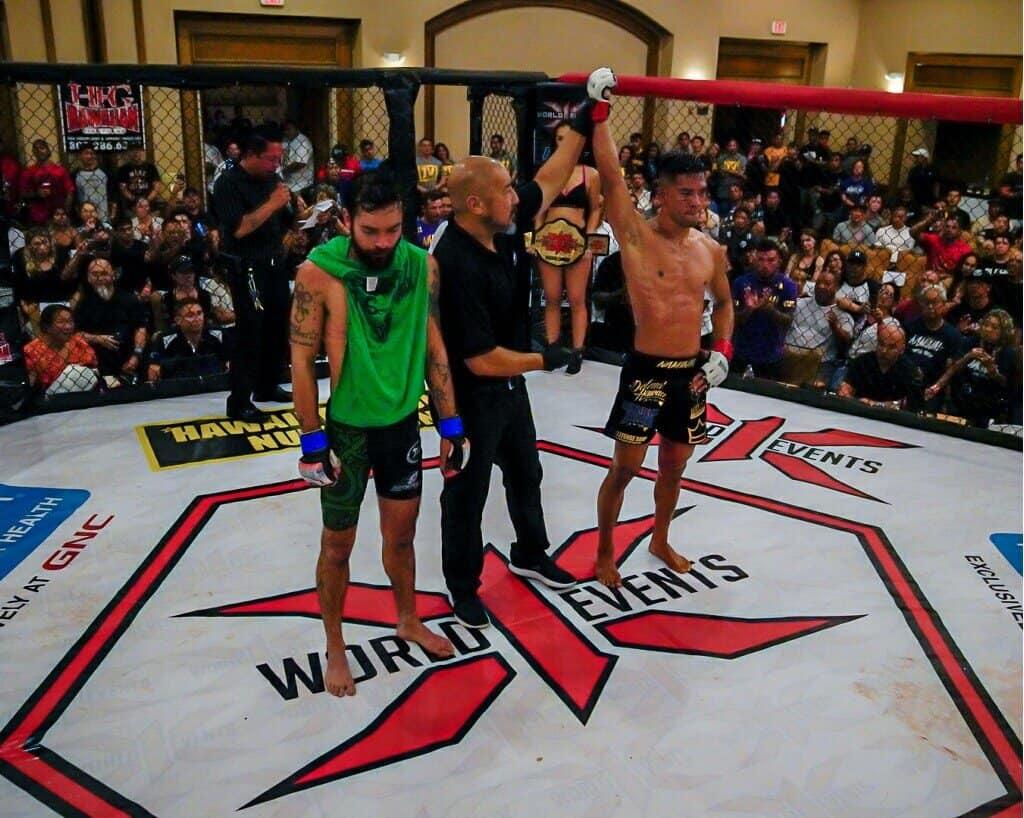 Tyson Nam defeated Shojin Miki