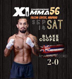 X1 56 Blake Cooper