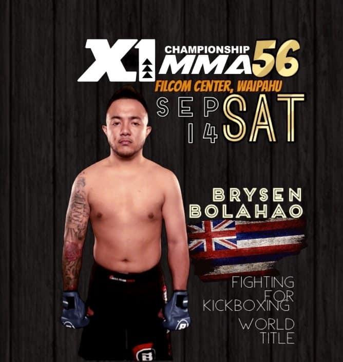 X1 56 - Brysen Bolahao