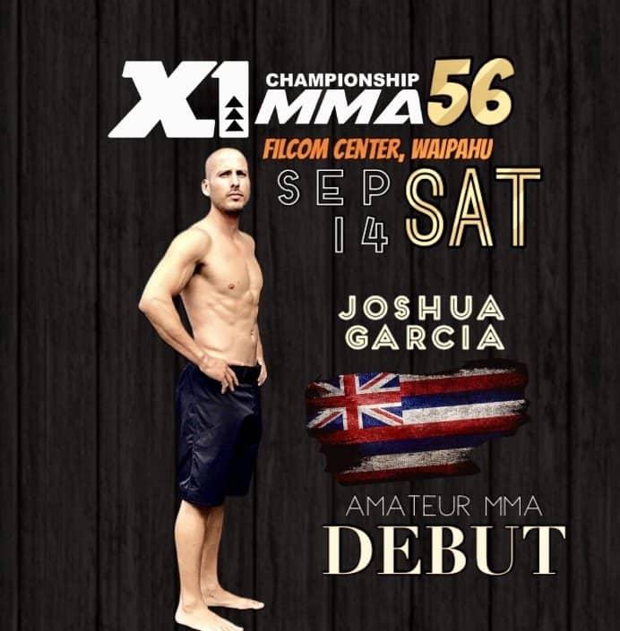 X1 56 - Joshua Garcia