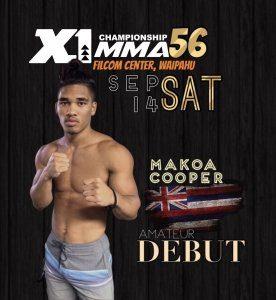 X1 56 - Makoa Cooper