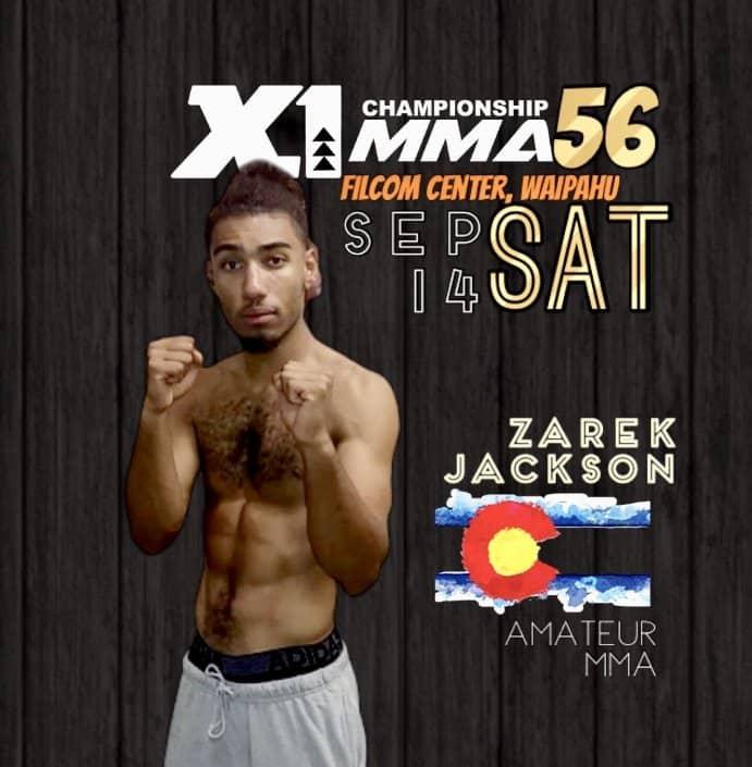X1 56 - Zareck Jackson Colorado