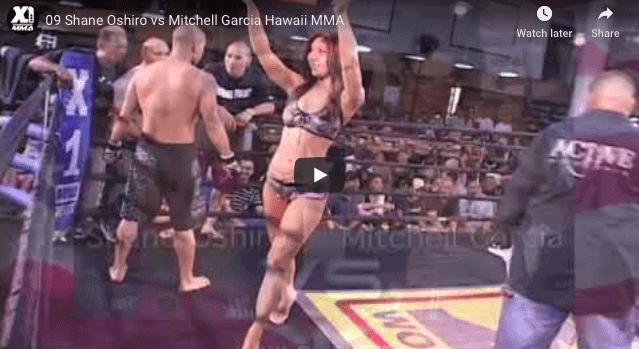 09 Shane Oshiro vs Mitchell Garcia Hawaii MMA