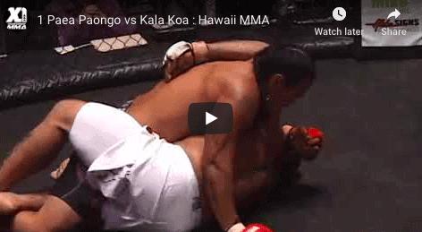 1 Paea Paongo vs Kala Koa