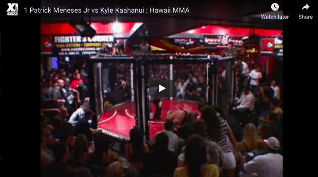 4.38K subscribers SUBSCRIBE 1 Patrick Meneses Jr vs Kyle Kaahanui : Hawaii MMA