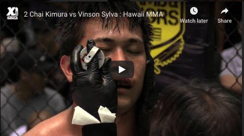 2 Chai Kimura vs Vinson Sylva Hawaii MMA