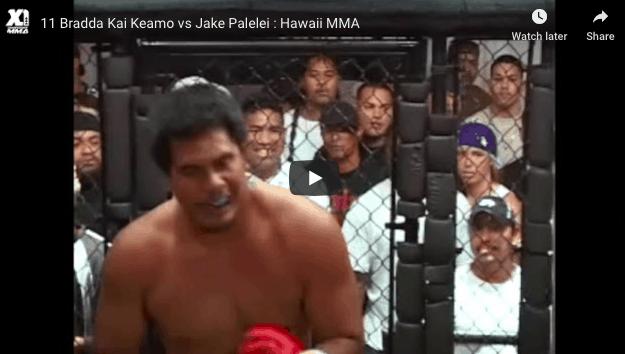 Bradda Kai Keamo vs Jake Palelei