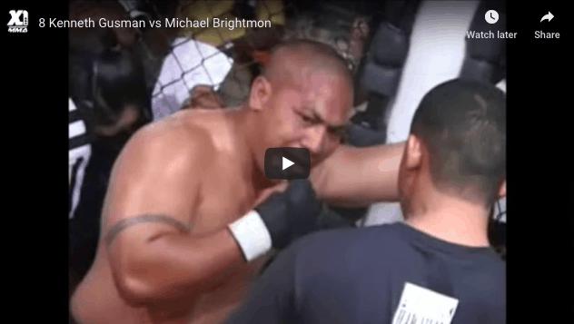 Kenneth Gusman vs Michael Brightmon