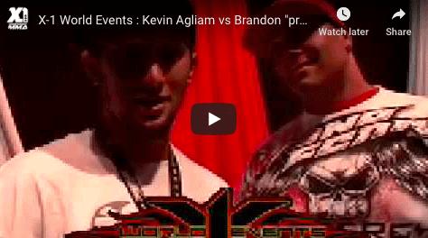 "Kevin Agliam vs Brandon ""primetime"" Naleieha Post Fight Interview with Big Joe!"