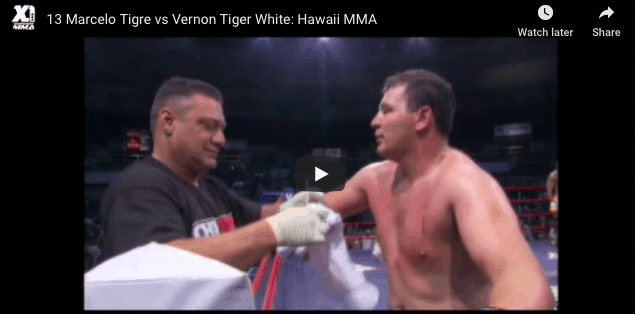 Marcelo Tigre vs Vernon Tiger