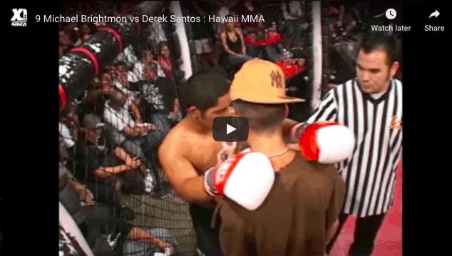 Michael Brightmon vs Derek Santos