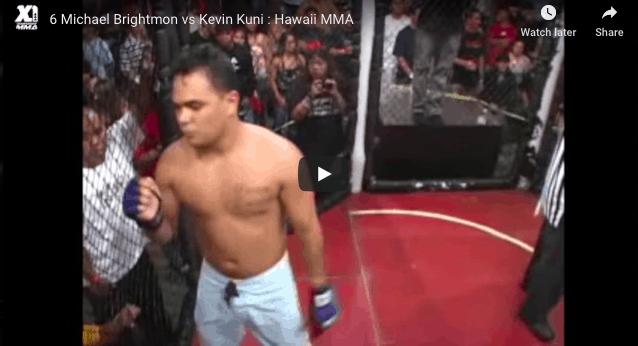 Michael Brightmon vs Kevin Kuni