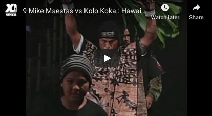 Mike Maestas vs Kolo Koka