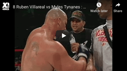 Ruben Villareal vs Myles Tynanes