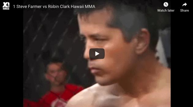 Steve Farmer vs Robin Clark