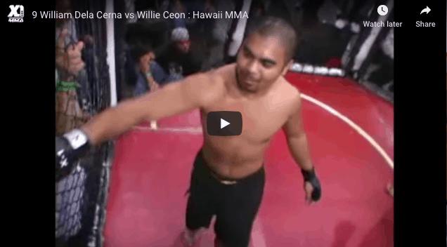 William Dela Cerna vs Willie Ceon