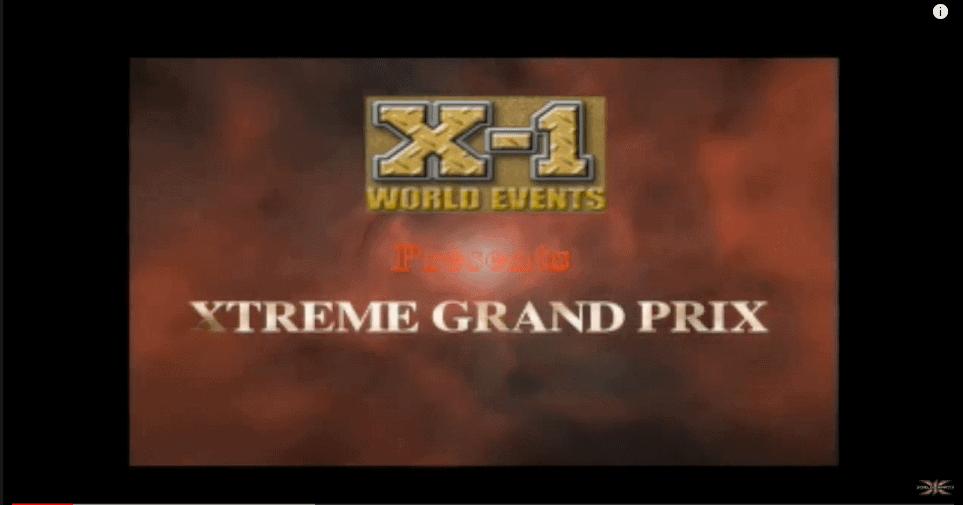 X1 9 Xtrem Grand Prix