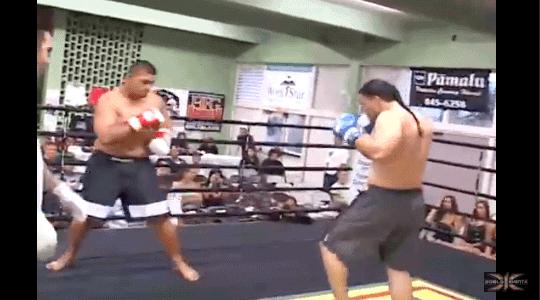 X1#24 Temple of Boom 5 Full Fight : Hawaii MMA