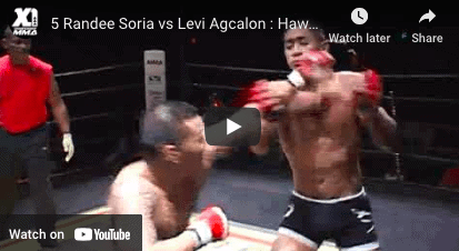 Randee Soria vs Levi Agcalon