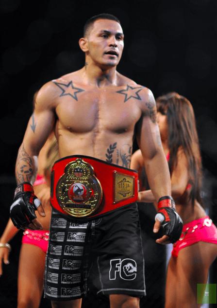 X1 Champion Bryson Kamaka