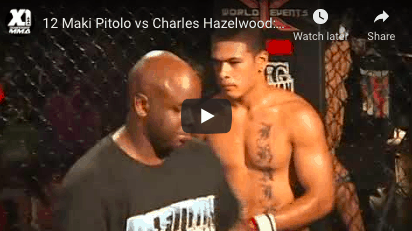 12 Maki Pitolo vs Charles Hazelwood