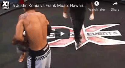 5 Justin Konia vs Frank Muao