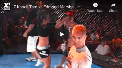 7 Kapeli Tam vs Edmond Marshall